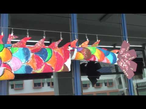 Montfort Junior School CNY Classroom Decorations
