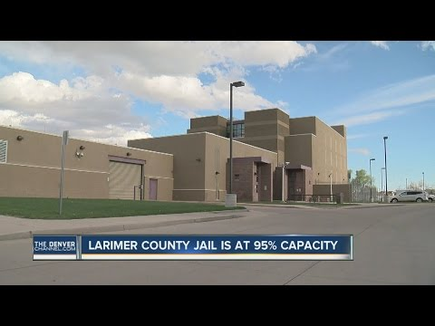 Larimer County jail is at 95 percent capacity