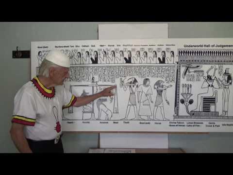 Decipherment of Egyptian Hieroglyphs -- Lesson 2