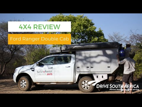 Ford Double Cab Camper Review - P