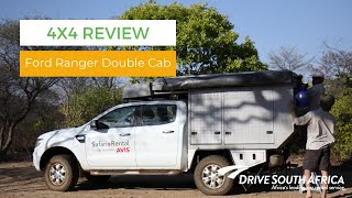 Ford Ranger Double Cab Camper Review - Luxury Safari Camper