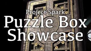 The Box Puzzle Showcase - Project Spark