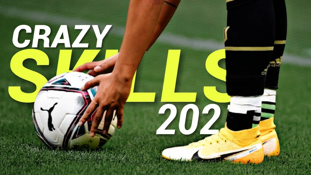 Crazy Football Skills & Goals 2021 #2