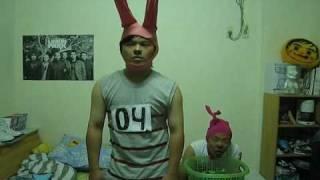 監獄兔真人版------賤慾兔vol.1   97畢業送舊影片