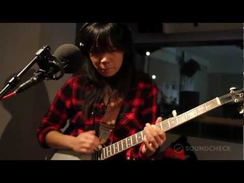 "Thao And The Get Down Stay Down: ""We The Common (For Valerie Bolden)"", Live on soundcheck"