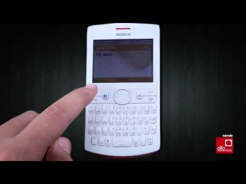 How To Enter The Alfa Internet Settings: Nokia Acha