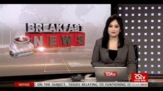English News Bulletin – June 13, 2018 (8 am)