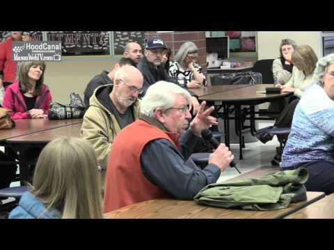 Shelton School District Community Forum March 23, 2016