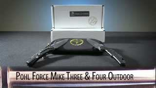 Spotlight Series: Pohl Force Mike Three & Four Outdoor Folders
