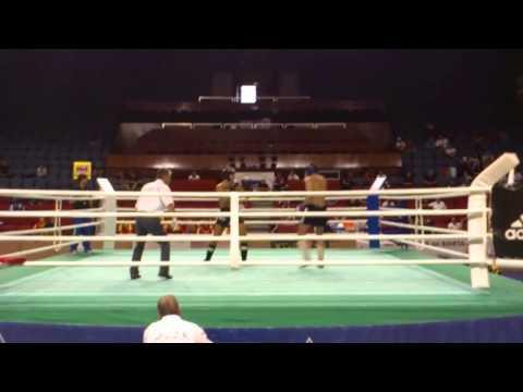 Vulovic Milos (Montenegro) vs Alexandar Lukanov (Bulgaria) , AGON SPORT INNOVATION