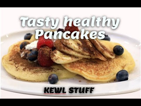 3 Healthy And Very Easy Pancake Recipes   Without Baking Powder Or Soda   For Kids And The Family