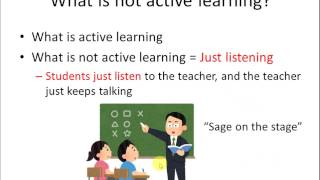 Active learning and online videos