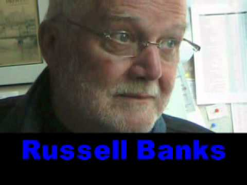 Russell Banks-Lost Memory of Skin-Bookbits author interview