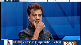 Kurukshetra: Debate on Bigg Boss 12 contestants' Anup Jalota and Jasleen Matharu relationship
