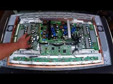 Scrap Plasma TV - Philips 42FD9954/69c