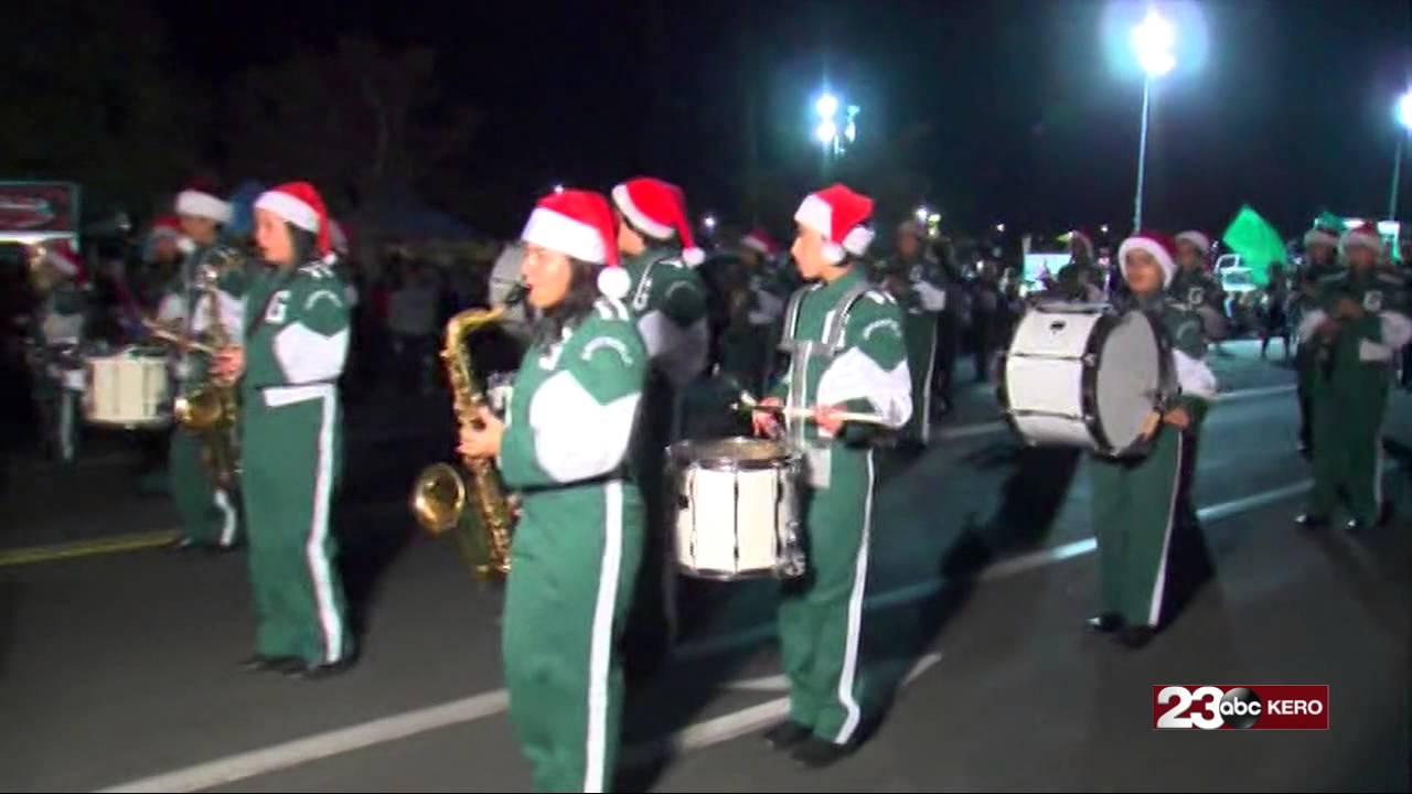 Bakersfield Christmas Parade 2014 - Full - YouTube
