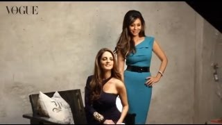 Vogue Archives: Gauri & Sussane | Exclusive Interview & Photoshoot | VOGUE India