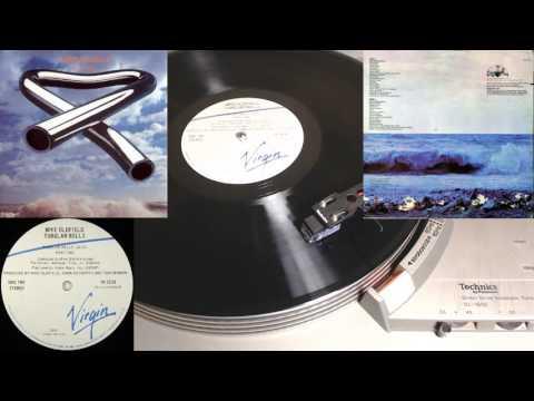 Mace Plays Vinyl - Mike Oldfield - Tubular Bells (1/2 Tracks)