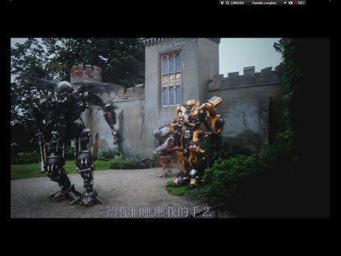 Transformers The last knight MINI JETFIRE (FULL MOVIE CLIP)