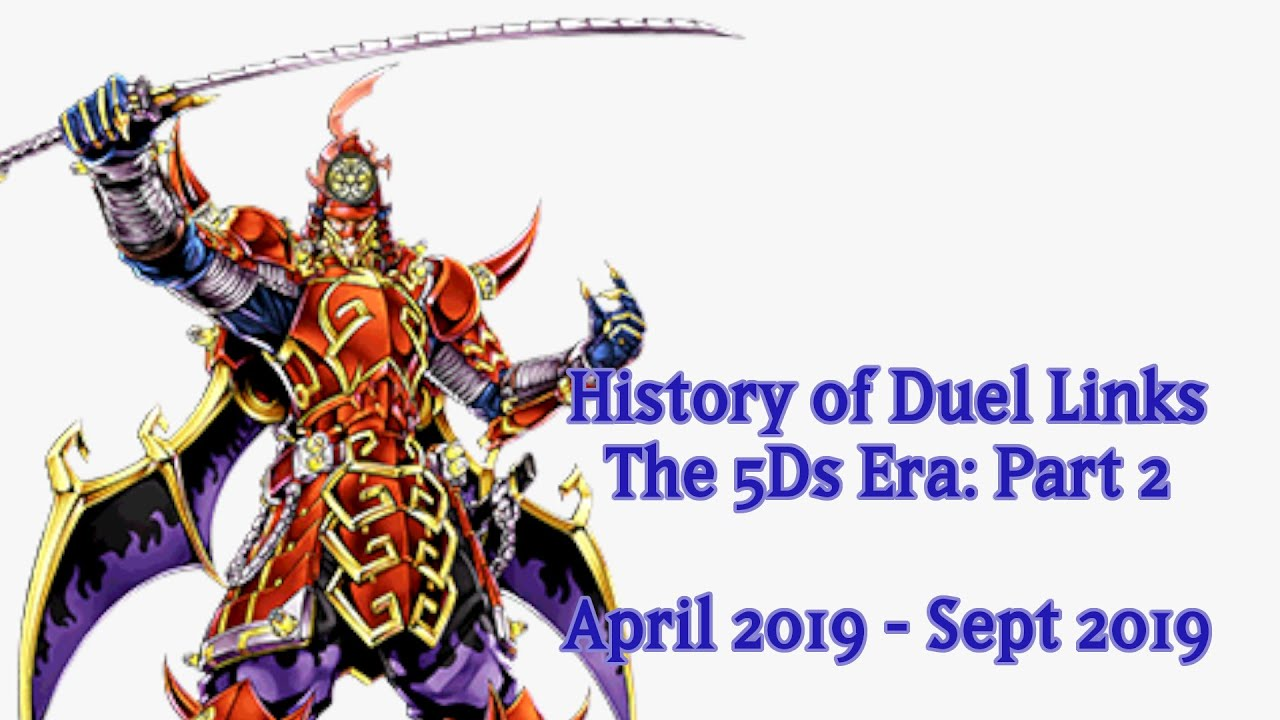 Download History of Duel Links - The 5Ds Era - Part 2