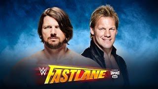 ST 221 (7) WWE Fastlane 2016 AJ Styles vs Chris Jericho Match Predictions