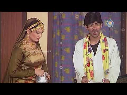 Stage Drama Clips -Best Of Sajan Abbas