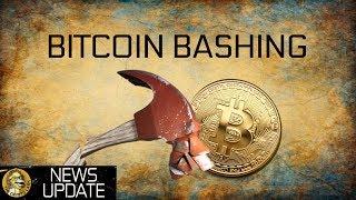 Crypto Hack, Bitcoin Trash Talk & IOTA Smart City - BTC & Cryptocurrency News
