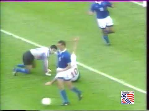 Bulgaria vs Greece Group D World cup 1994
