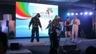 5th Floor Performance YEP 2012 Maersk Vietnam