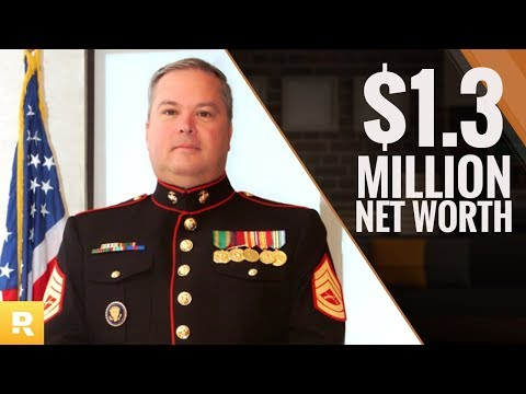 From a Marine to a Millionaire!