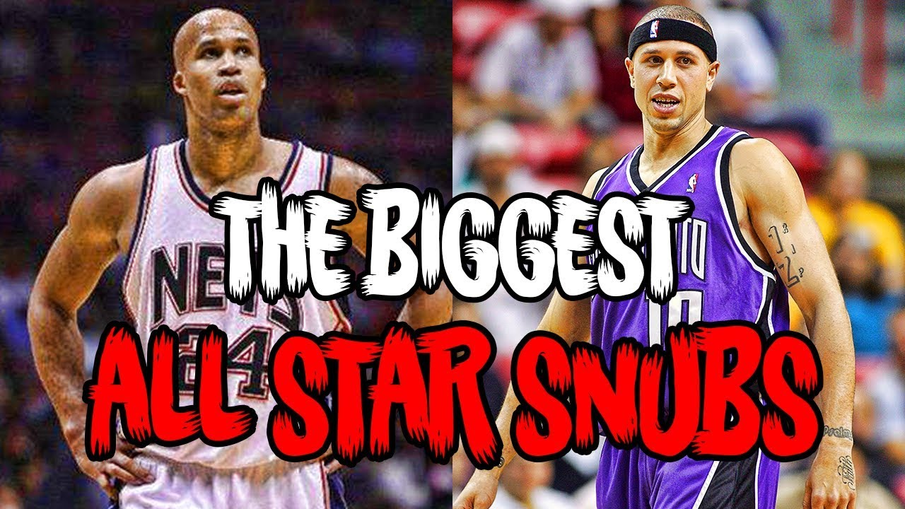 06520d1f72a The 5 BEST NBA Players Who Were Never All Stars - YouTube