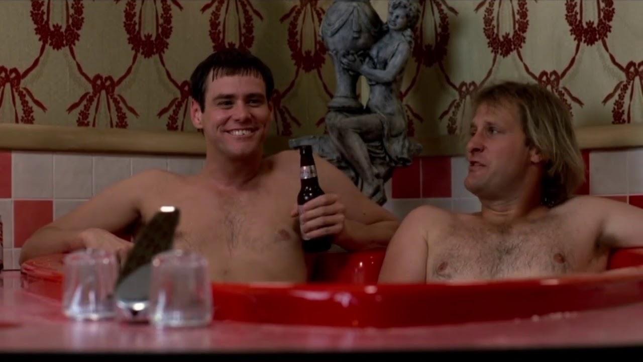 Горячая ванна фильм