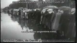 DiFilm - Funeral de Evita - Muerte de Evita (1952)