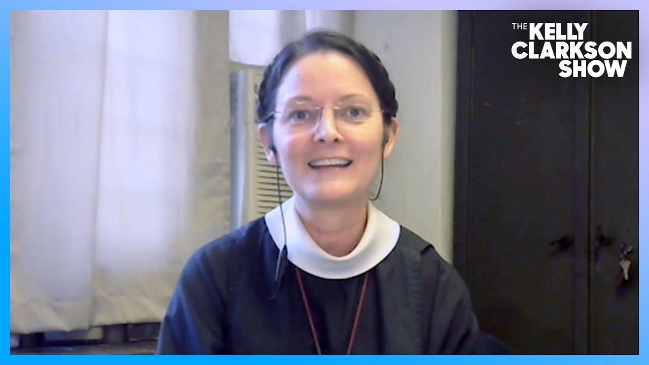 TikTok Nun Goes Viral For Skincare Routine And Battling Wild Turkeys