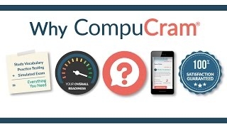 compucram the only complete exam prep system