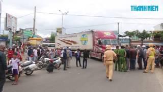 Đi học thêm về gần nhà, nữ sinh Đà Nẵng chết thảm dưới gầm xe tải