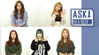 ASK IN A BOX: 4MINUTE(포미닛) _ Crazy(미쳐) [ENG/JPN/CHN SUB] *Engl...