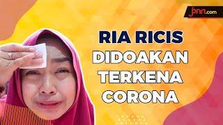 Didoakan Terkena Corona, Ria Ricis Bilang Begini - JPNN.com