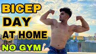 BICEP LIVE TRAINING AT HOME|| LIVE WORKOUT || bADRI FITNESS