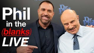 Phil In The (Blanks) LIVE with Mike Bayer | Monday 3PM PST