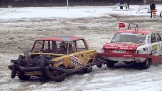 """Автобои на выживание """"Завируха 2015"""" (Минск)"""