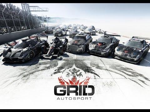 Grid Autosport : Conferindo o Game
