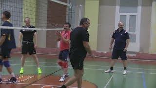 Волейбол в «World Class Уфа» — фитнес-центр