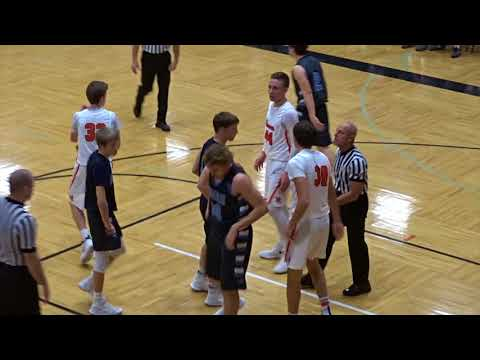 Travis Jones Basketball Highlights 2017 2018