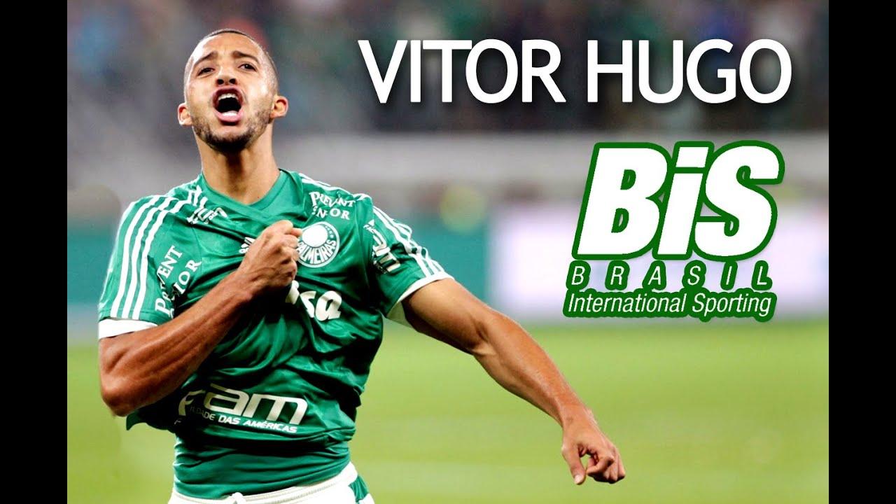 Vitor Hugo - Zagueiro - Palmeiras - YouTube