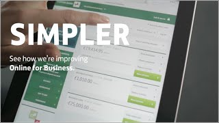Lloyds Bank - Online For Business is here