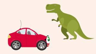 Hupi-Hup. Folge 5. Die Dinosaurier.