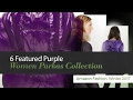 6 Featured Purple Women Parkas Collection Amazon Fashion, Winter 2017