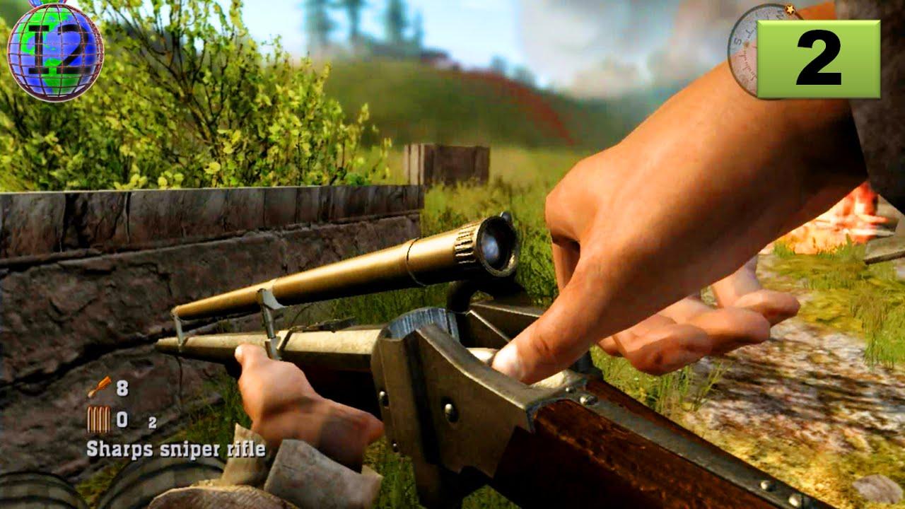 History Channel Civil War: Secret Missions 2 (Dr  Gatling's Secret Weapon)  HD PC