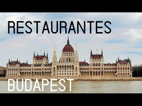 ¿Qué comer en Budapest? Los mejores restaurantes